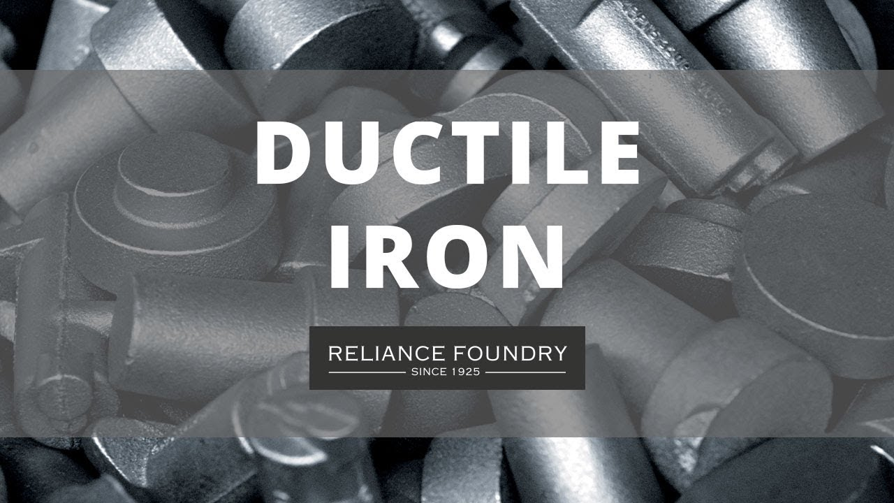 Ductile Iron   Metal Casting Resources