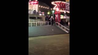 Dhoom 3 song Tu Hi Junun filming in Chicago with Aamir Khan