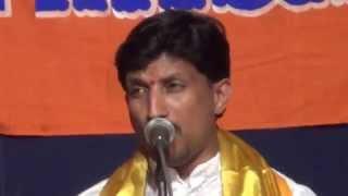 Yakshagana:  ಧರೆಯ ಭಾರವ ....Sathish Shetty Patla