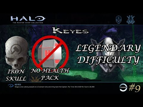 halo-ce-09:-keyes---legendary-difficulty-(no-deaths---no-skips)-no-health-damage