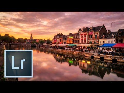 HDR Tutorial - New Aurora HDR Pro 2017 - Version 2
