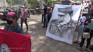 """Estelí rinde homenaje al comandante Francisco Rivera """"El Zorro"""""""