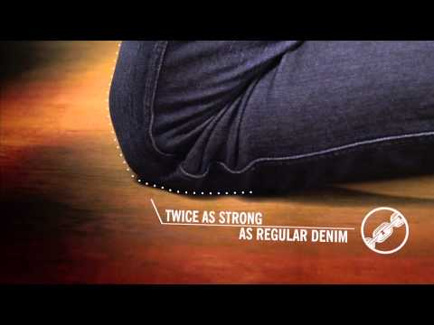 Wrangler Denim Performance - Tough Gear