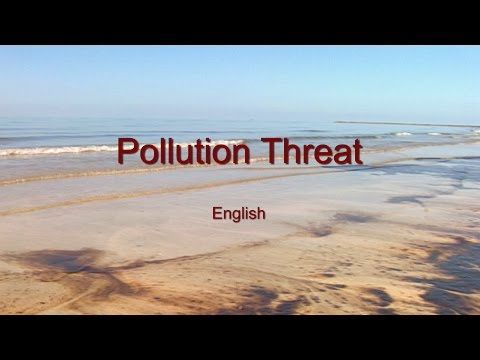 Oil pollution on the East Coast of UAE