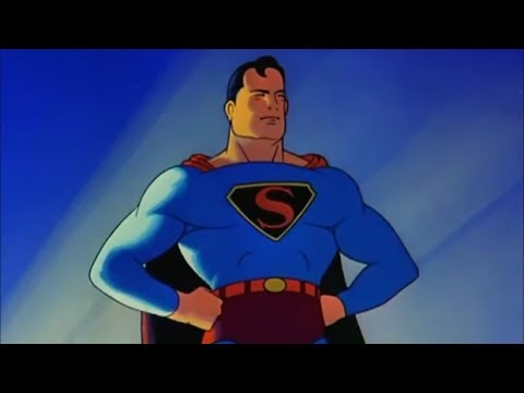 Superman - The Mad Scientist (1941) - Fleischer Studios Animated Cartoon
