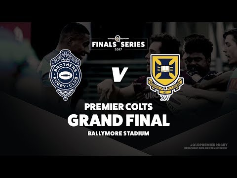 Queensland Premier Rugby: Premier Colts Grand Final