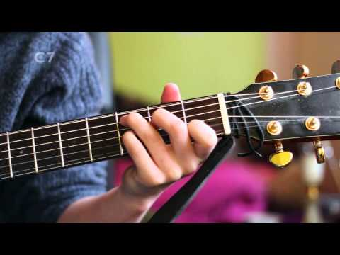 Lovesick by NeverShoutNever - Guitar tutorial