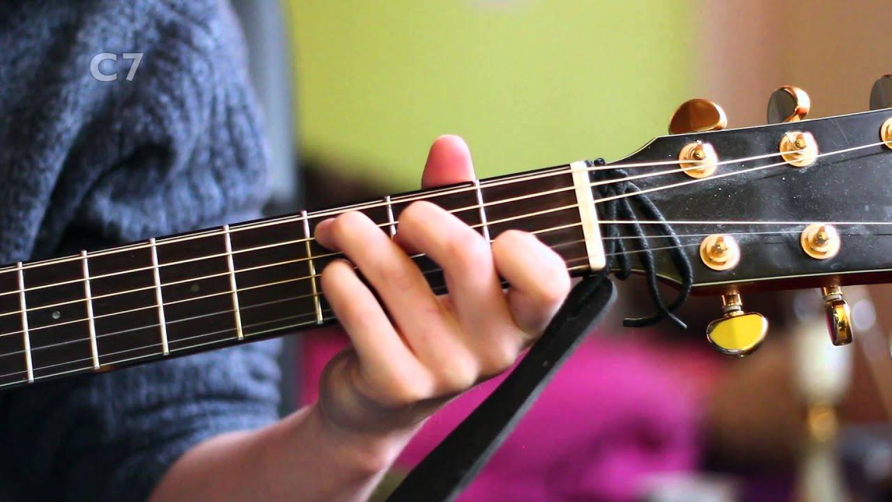 Lovesick By Nevershoutnever Guitar Tutorial Youtube