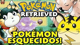 Pokemon Retrieved (Hack Rom - GBA) - O Início Com Pokémon Abandonados!