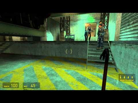BHA Plays Half-Life 2: Episode One - Part 4 - Escape From the City