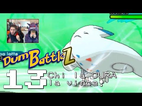 DumBattle Z #13 - Chi la CURA la vince!