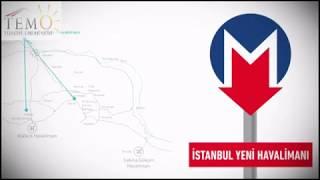 İstanbul 3 Havalimanı Yeni Metro Hatları İstanbul New Airport New Metro Lines