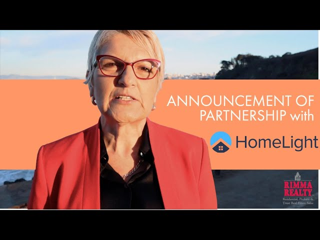 Announcement of Partnership with Homelight: Trade-In Program