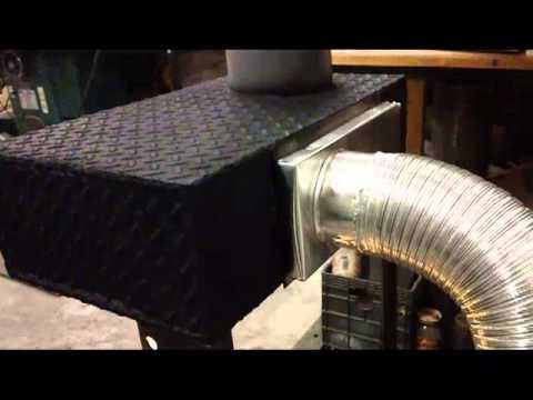 Perfect waste oil burner for shop/garage.