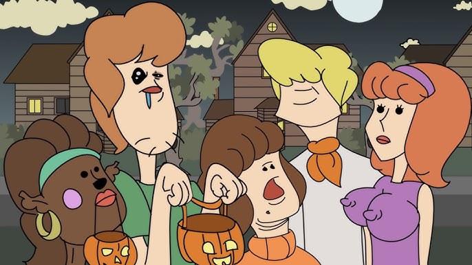 Scooby Doo Sex cartoons