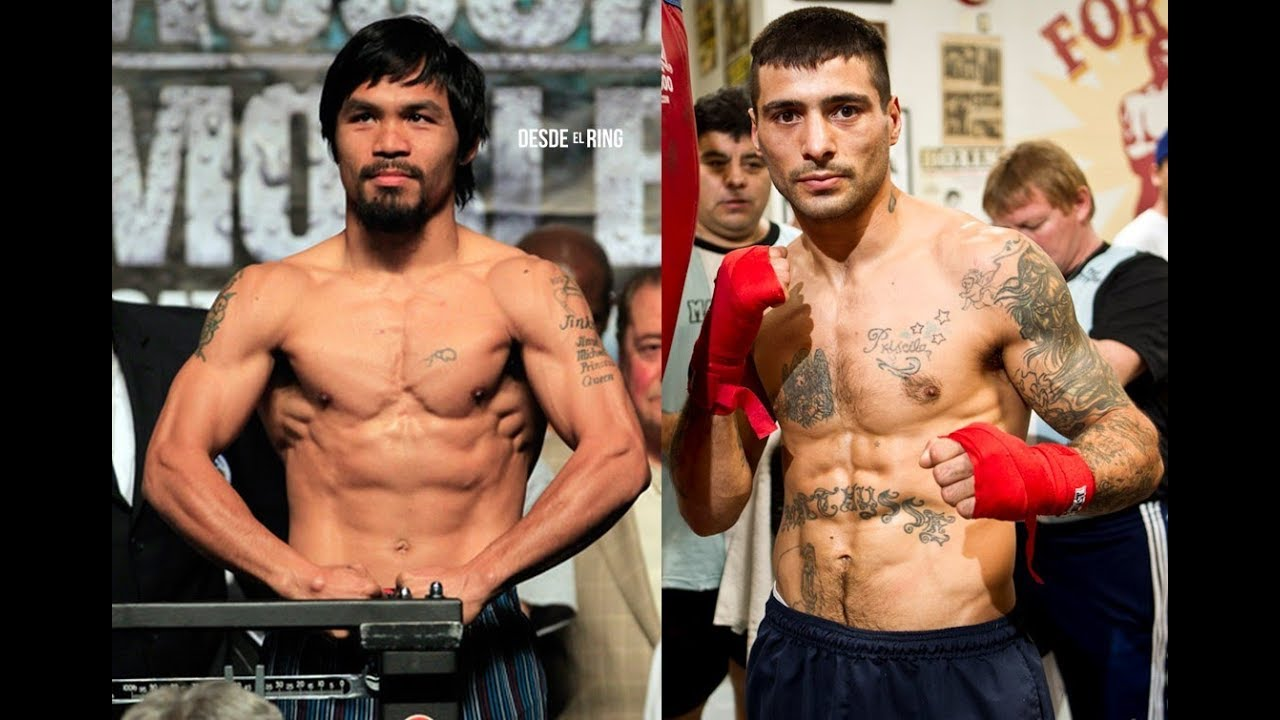 MANNY PACQUIAO VS LUCAS MATTHYSSE #LDBC - YouTube