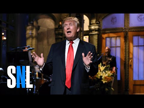 Thumbnail: Donald Trump Monologue - SNL