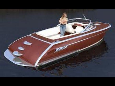 how to make a wooden boat - BoatplansTV - YouTube