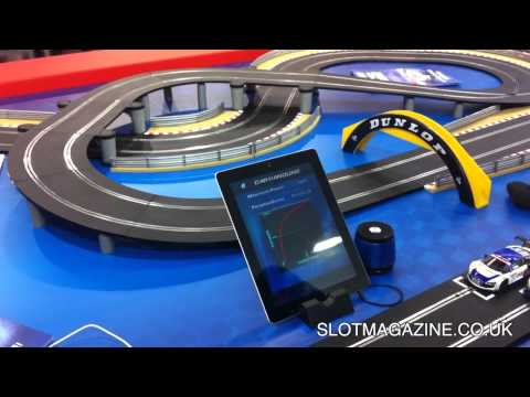 Scalextric RCS Explanation video