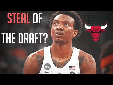 The Bulls Got The STEAL From The 2018 NBA Draft!