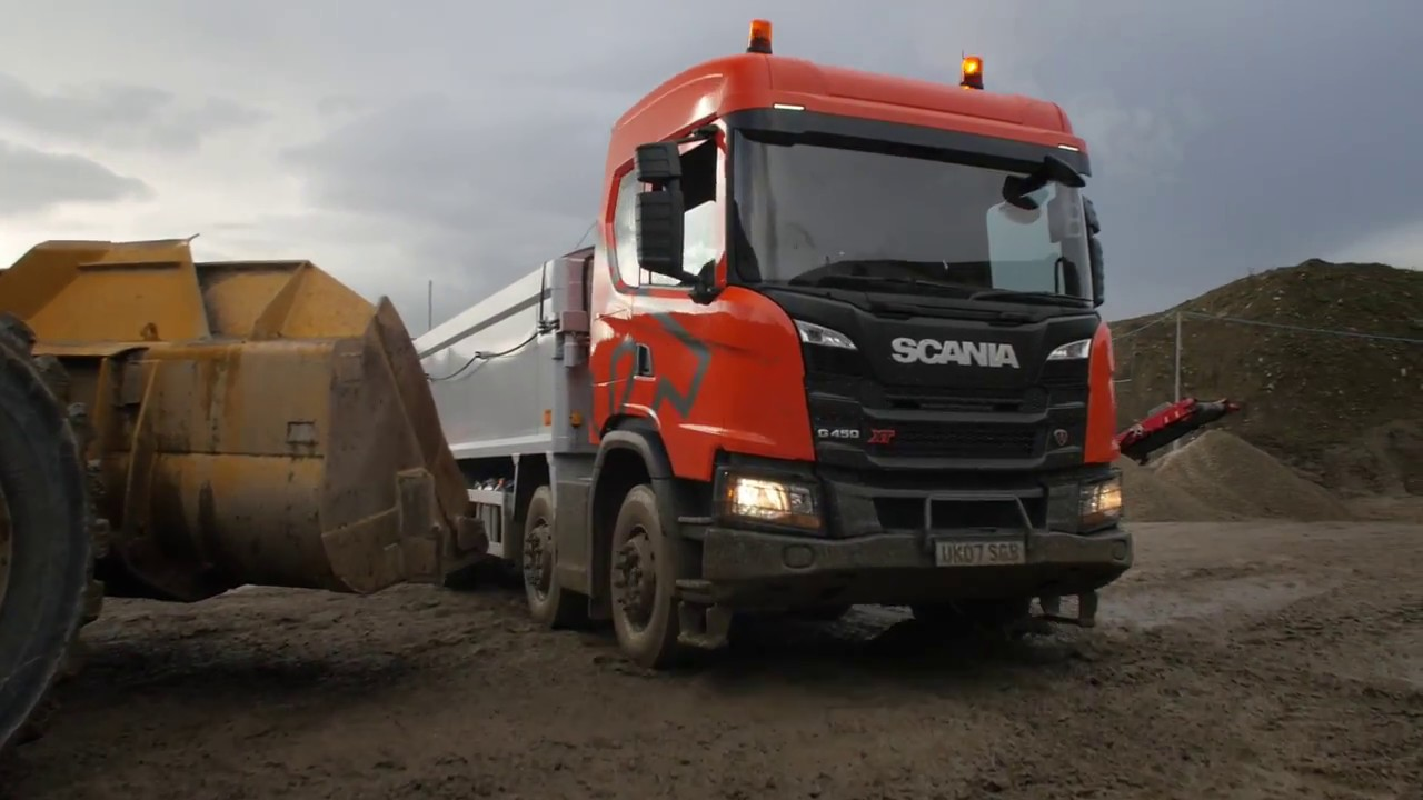 XT Specification | Scania Great Britain