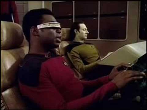 Random Star Trek Techno