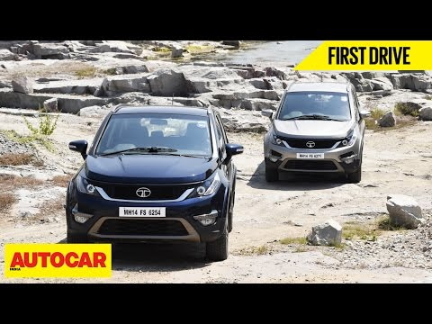 Tata Hexa   First Drive   Autocar India