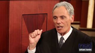 Hot Bench Judge Michael Corriero On-Set Exclusive