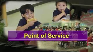 School Nutrition Training: Point of Service Duty