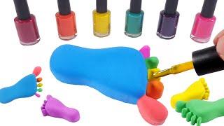 Learn Colors & Kinetic San…