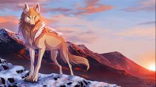 Battle Scars - Anime Wolves