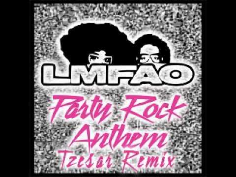 LMFAO - Party Rock Anthem (TZESAR Remix) New Electro Club House Remix