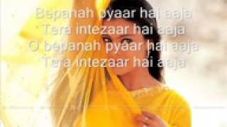 Bepanah Pyaar Hai Aaja   Krishna Cottage full song with lyrics by sameera78601