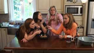Bread and Wine - Video 3 Blueberry Crisp