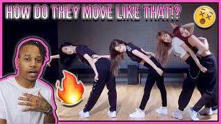 BLACKPINK - DDU-DU DDU-DU DANCE PRACTICE VIDEO Reaction! 🤯