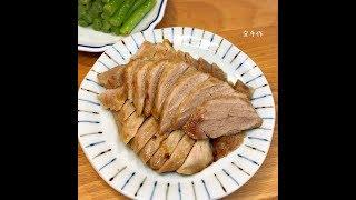 《食譜。作法》香烤鹽麴松阪肉
