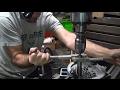 45ci wl wla flywheel balancing #101 rebuild crankshaft harley 45 flathead by tatro machine