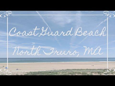 Coast Guard Beach In North Truro MA - Cape Cod