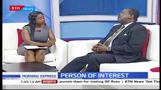 One on one with ANC leader Musalia Mudavadi