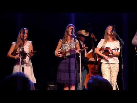 Quebe Sisters -Triad NYC 8-12 San Antonio Rose