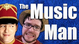 The Music Man — Trouble with Matthew Broderick