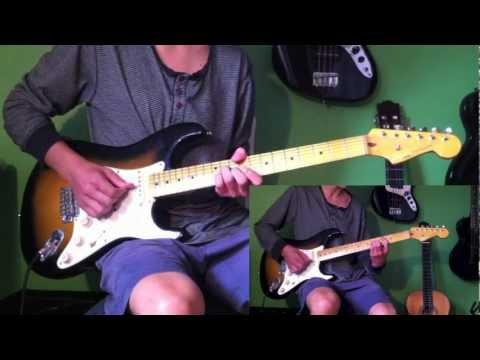 Bloc Party - Banquet - Guitar Cover (HD)