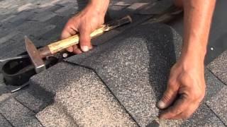 видео Монтаж битумной черепицы: пошаговая инструкция, подготовительные работы