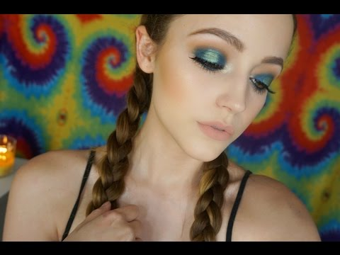 Shades of Teal | Makeup Tutorial