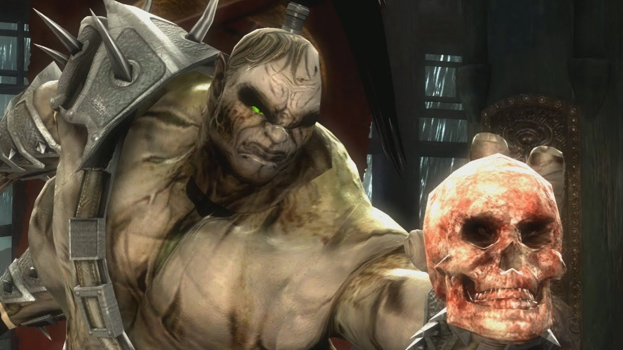 mortal kombat 9 zombie goro fatalities quotfatalityquot youtube
