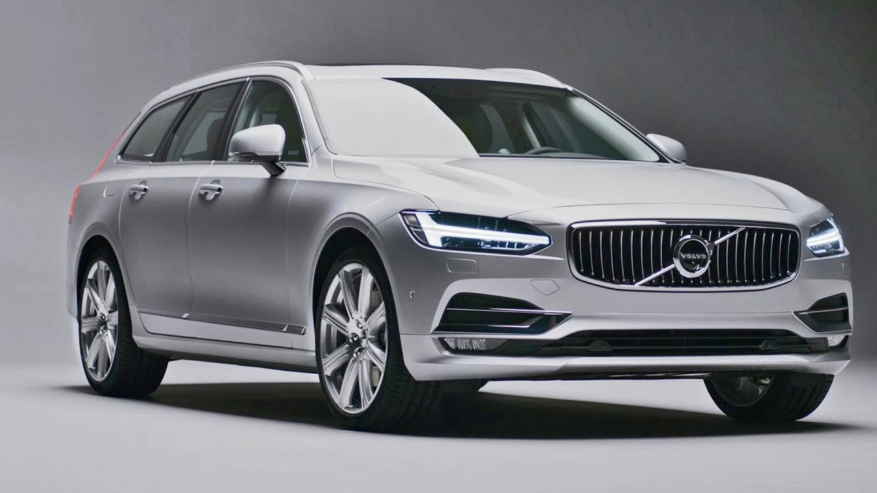 2017 Volvo V90 Interior And Exterior Design Youtube