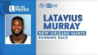 Saints RB Latavius Murray Talks Bridgewater, UCF, Falcons & More with Rich Eisen   Full Interview