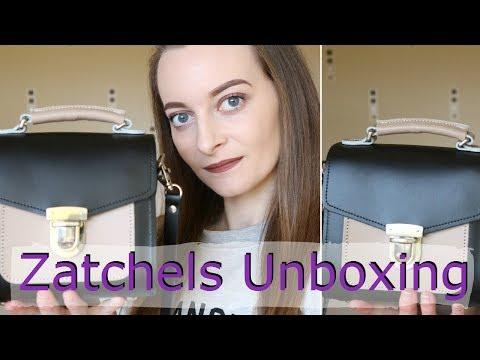 Zatchels Bag Unboxing & Review | Laura Nolan