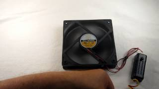 fan Speed Controller from Electronichaus