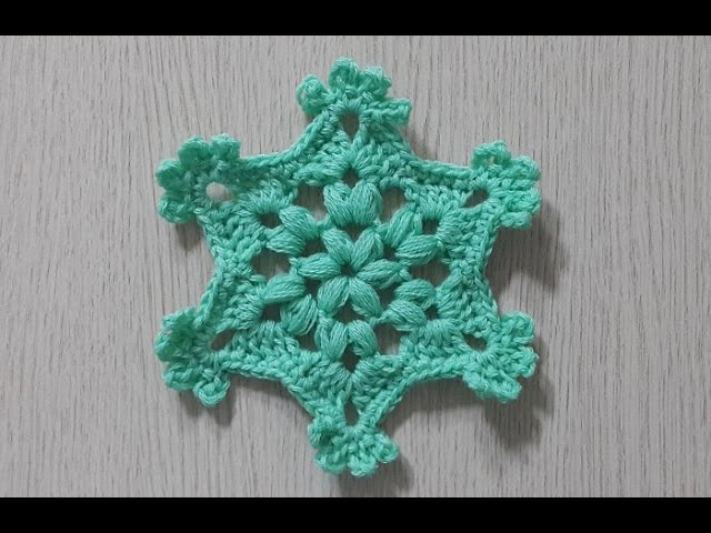 ??? ???? ???? ???-crochet frozen motif